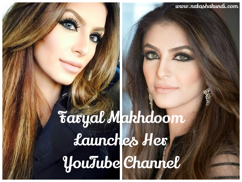 faryal makhdoom youtube channel
