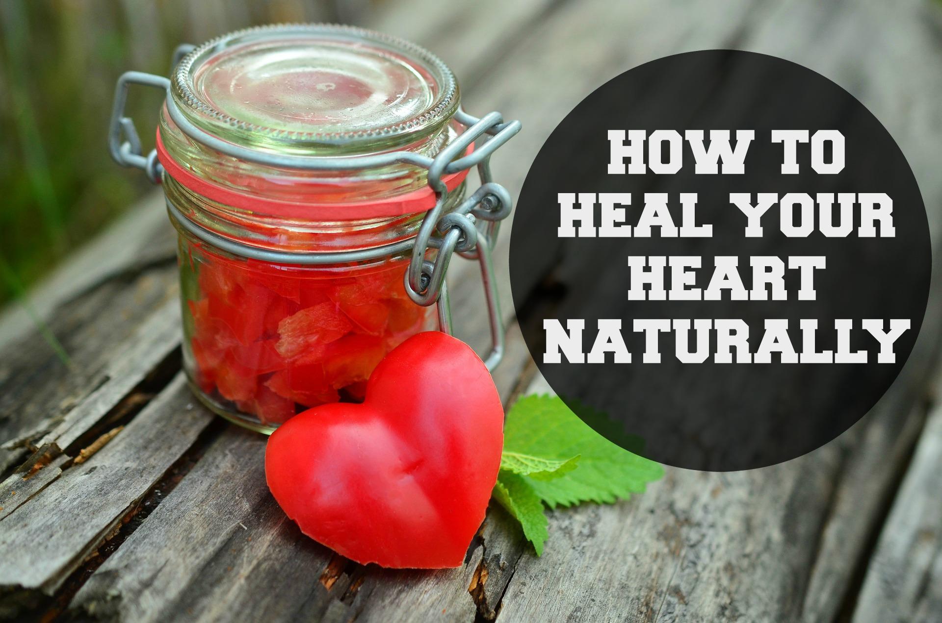 HEAL HEART NATURALLY atrial Fibrillation