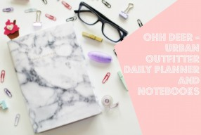 Ohh Deer Gifts – Urban Outfitters Blogger Essentials