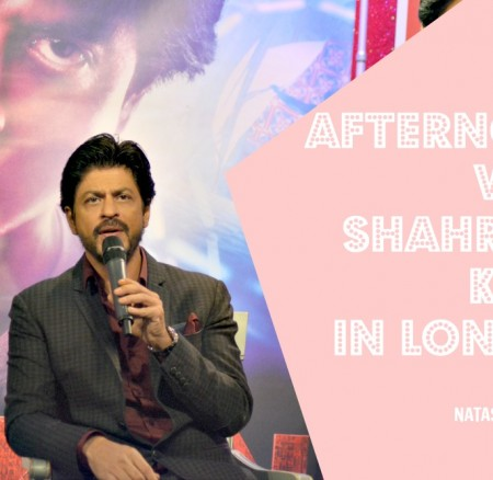 Shahrukh Khan : An Afternoon With The Star