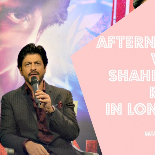 sharukh khan interview 2016 london madame tassauds fan uk takeover