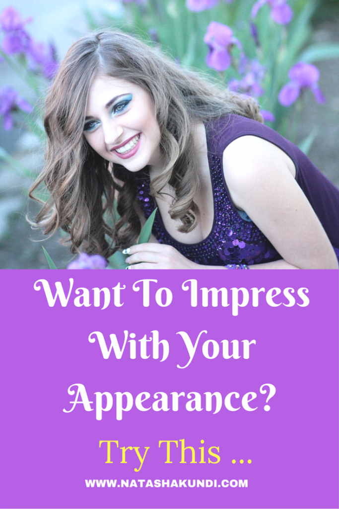 Fashion Tips how to impress with appearance