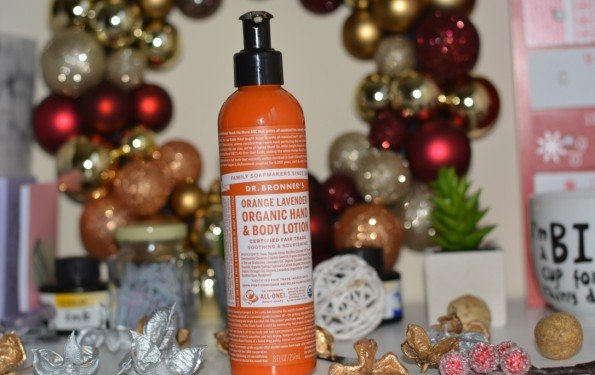 Dr Bronners Orange Lavender Hand & Body Lotion Review