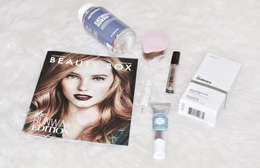 Look Fantastic February Beauty Box Review