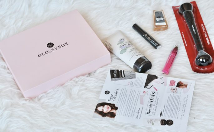April Glossy Box Review