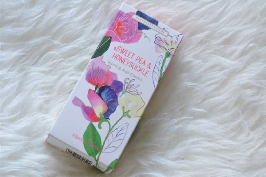 heathcote & ivory sweet pea honeysuckle review