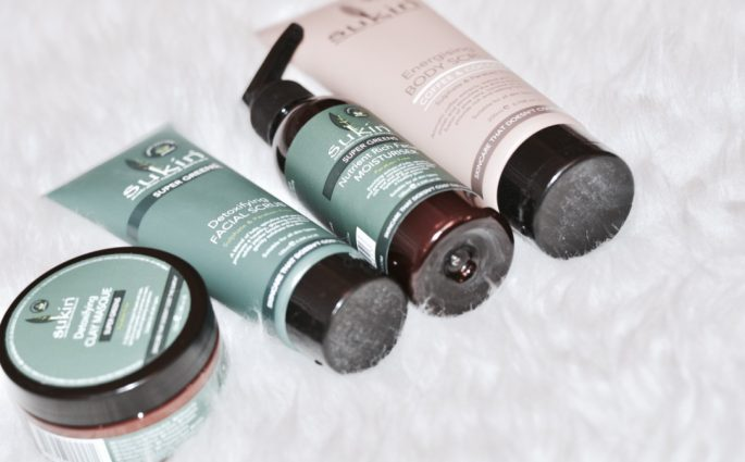 Sukin Super Greens Skincare Review