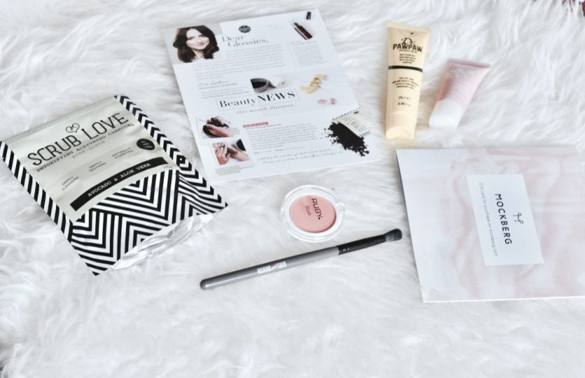 May 2017 Glossybox Review And 50% Discount Code
