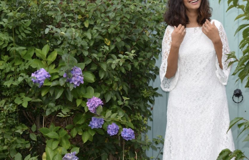 How To Style A Lace Dress