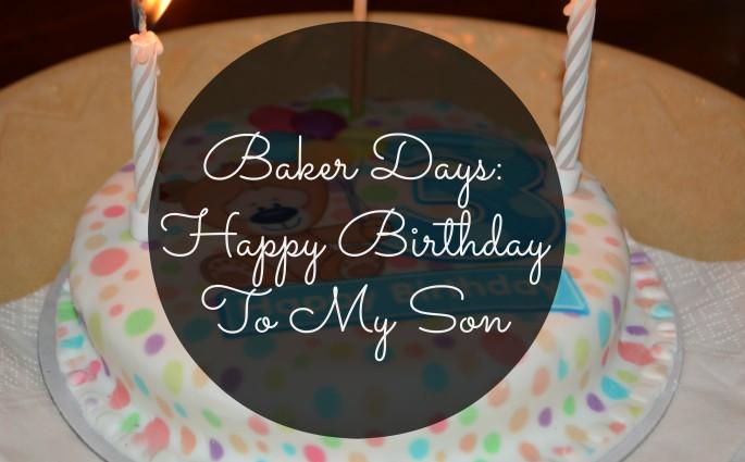 baker days cakes