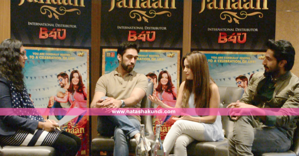 janaan review janaan pakistani film movie interview ali rehman khan armeena khan bilal ashraf london uk 3