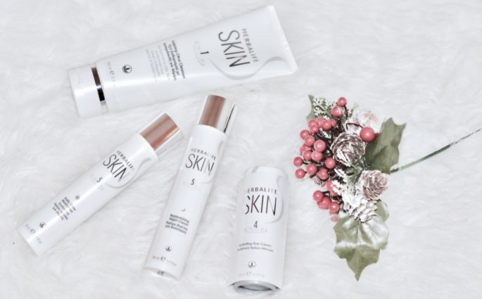herbalife skin review