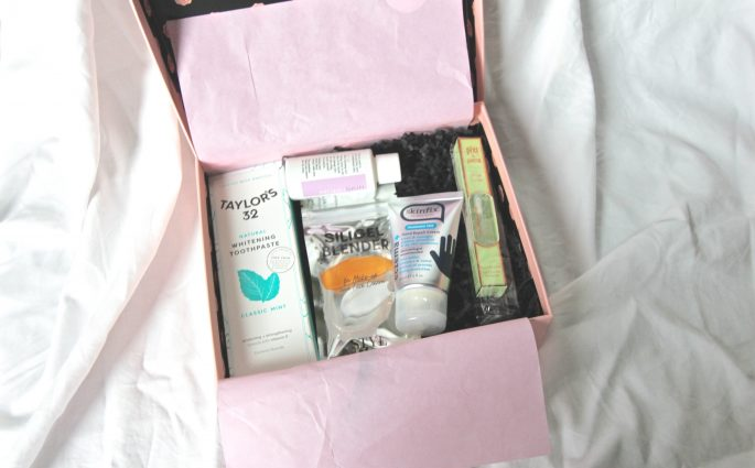 Glossybox September 2017 Contents
