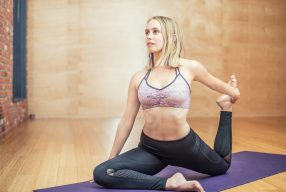 Workout Exercises In Buckhurst Hill: Pilates by Sandy Rayner